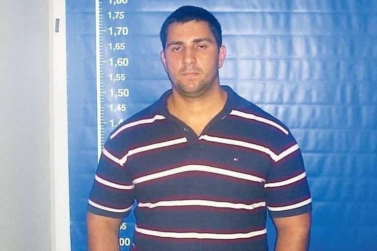 Ex-capitão do Bope Adriano da Nóbrega, acusado de chefiar milícias no Rio