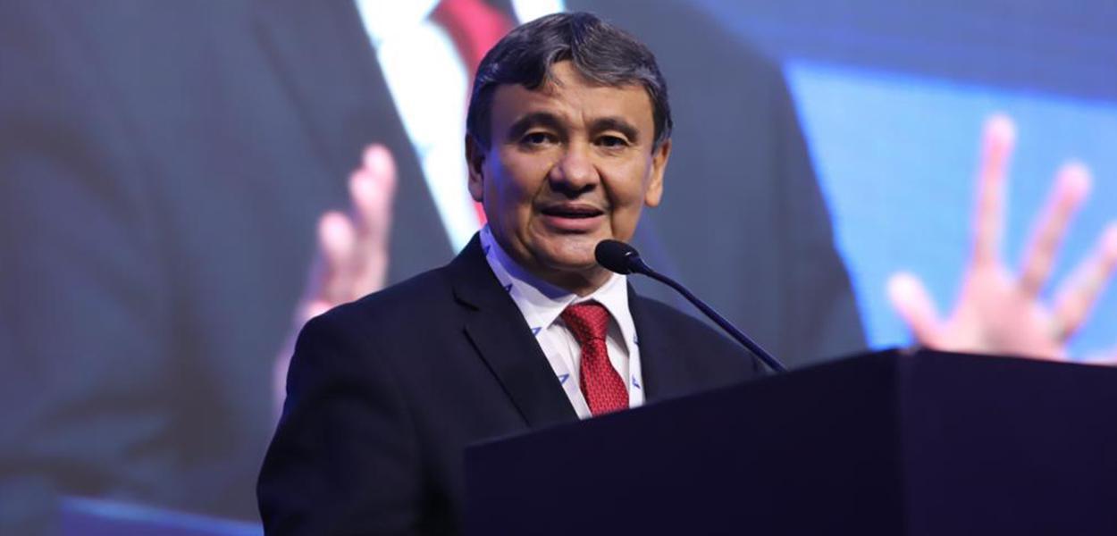 Governador do Piauí, Wellington Dias (PT)