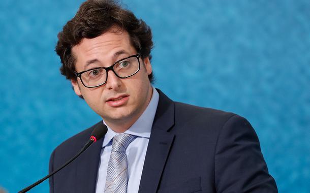 o Secretário Especial de Comunicação Social da Secretaria de Governo, Fábio Wajngarten