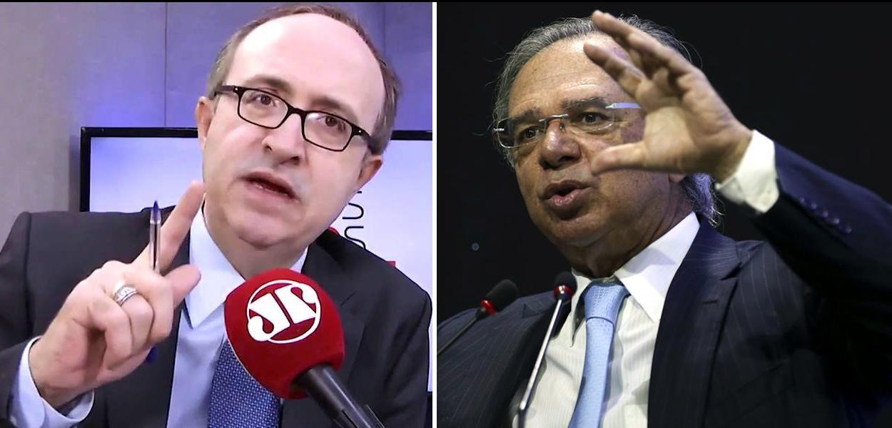 Guedes e Bolsonaro têm de falar grosso também com grandes.