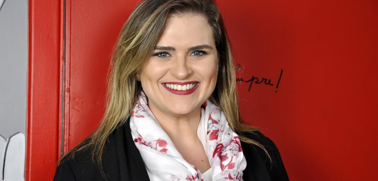 Deputada federal Marília Arraes
