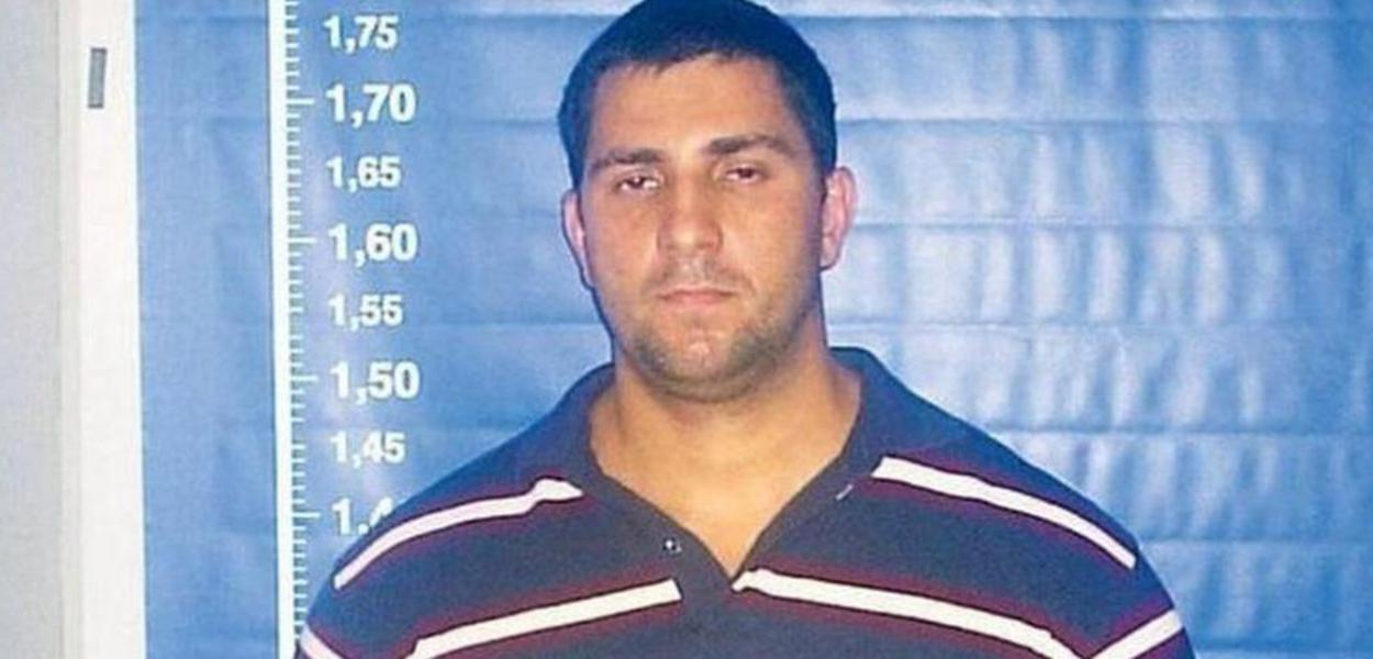 Ex-policial militar Adriano Magalhães da Nóbrega