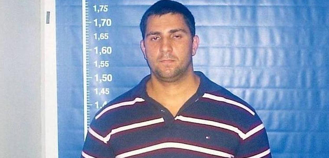 Ex-capitão do Bope Adriano da Nóbrega, acusado de chefiar milícias no Rio.