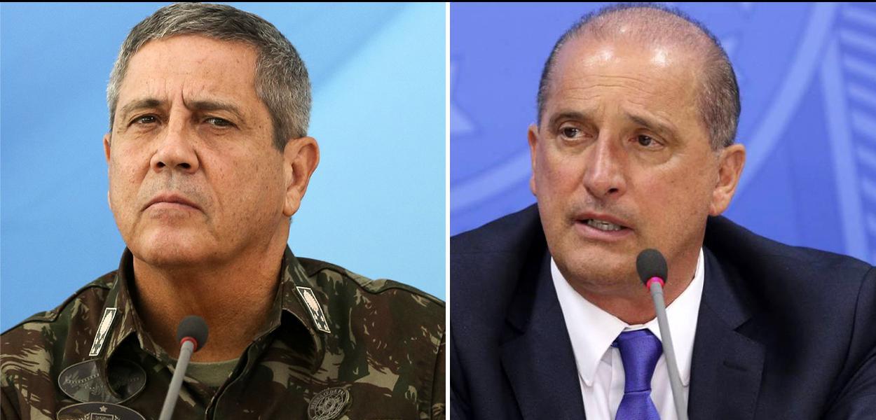Bolsonaro indica general que foi interventor no RJ para a Casa Civil