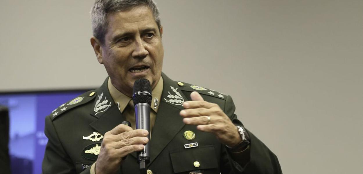 General Braga Netto vai comandar a Casa Civil