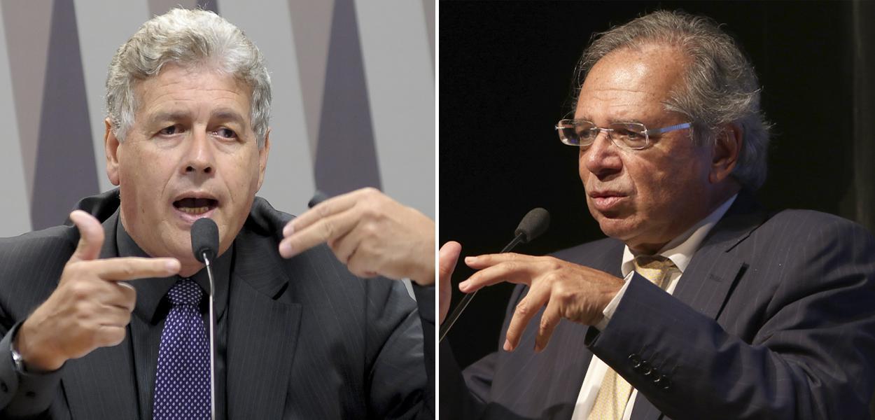 Mario Avelino e Paulo Guedes