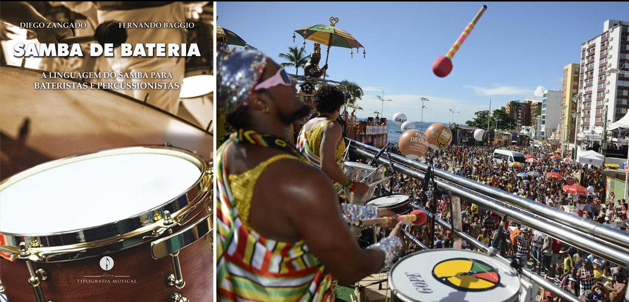 Livro sobre origens do samba é lançado em SP.