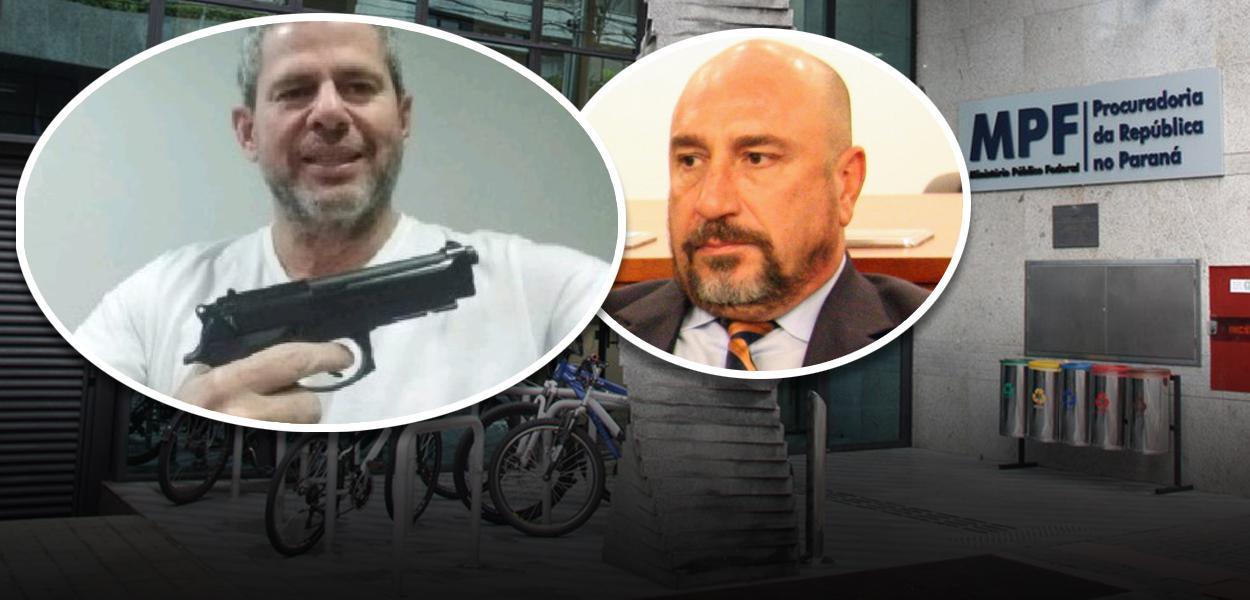 Januário Paludo foi chamado a prestar depoimento por um advogado do doleiro Dario Messer.