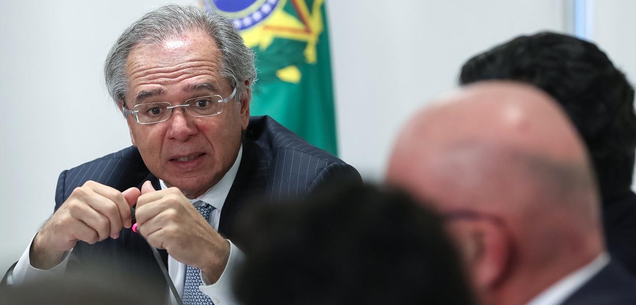Subprocurador pede que TCU investigue gastos de Paulo Guedes.