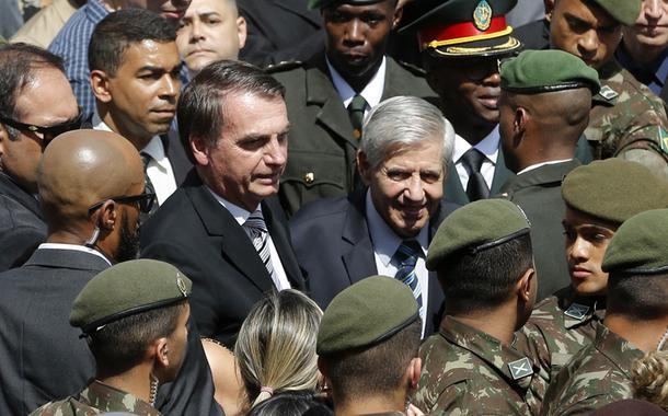 O poder militar no governo Bolsonaro.