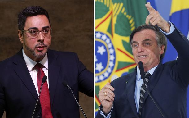 Marcelo Bretas e Jair Bolsonaro