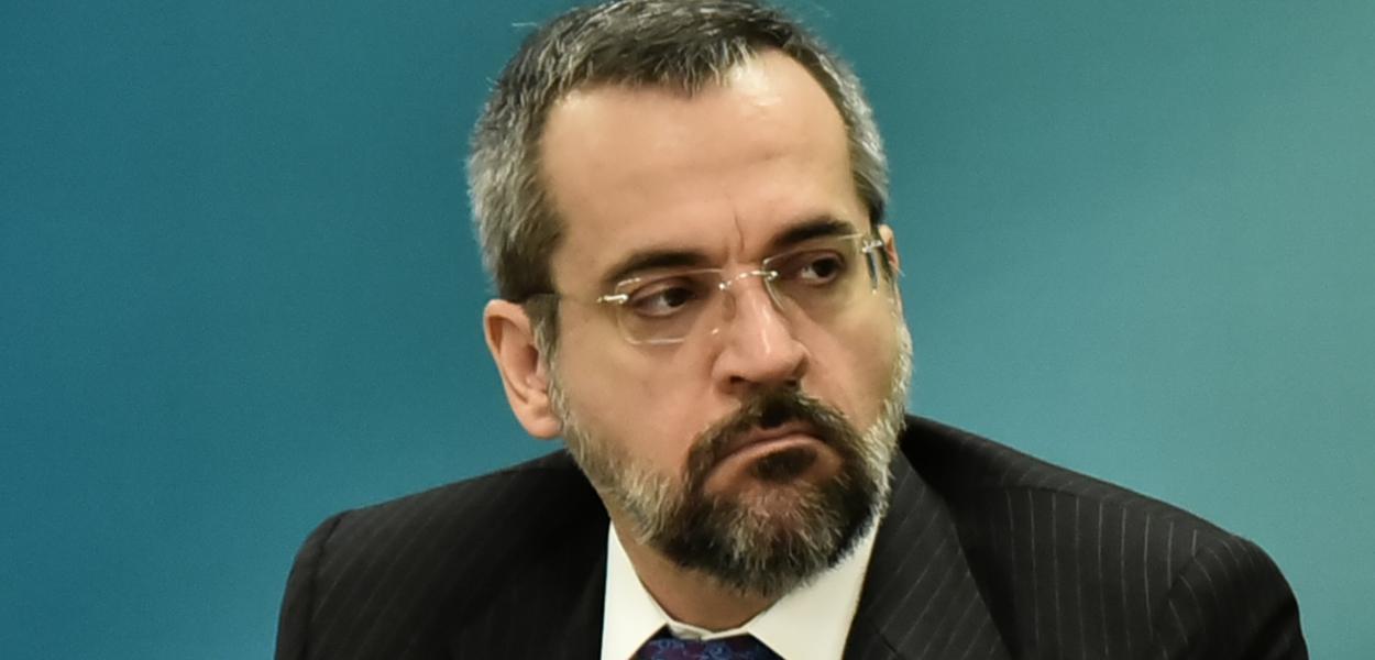 MEC é comandado por Abraham Weintraub