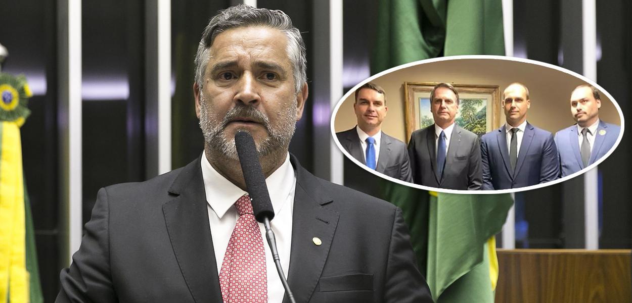 Deputado também alerta para ligação de Jair Bolsonaro com milícias