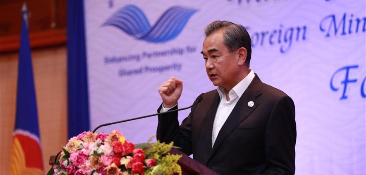 Wang Yi, chanceler da China