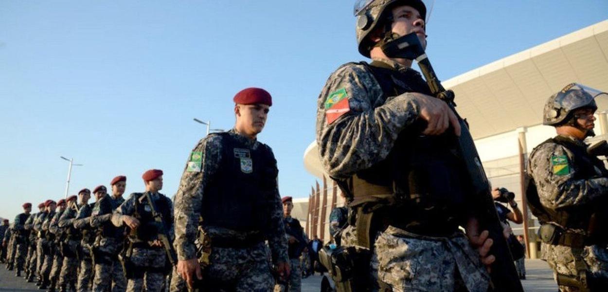 Governo Federal autoriza envio da Força Nacional ao Ceará