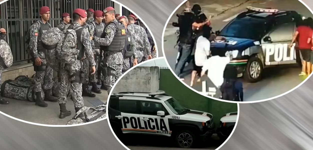 Violência aumenta com paralisação de policiais no Ceará