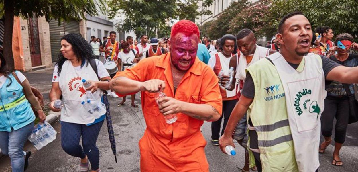 Bloco da Cracolândia é proibido de desfilar no carnaval de SP