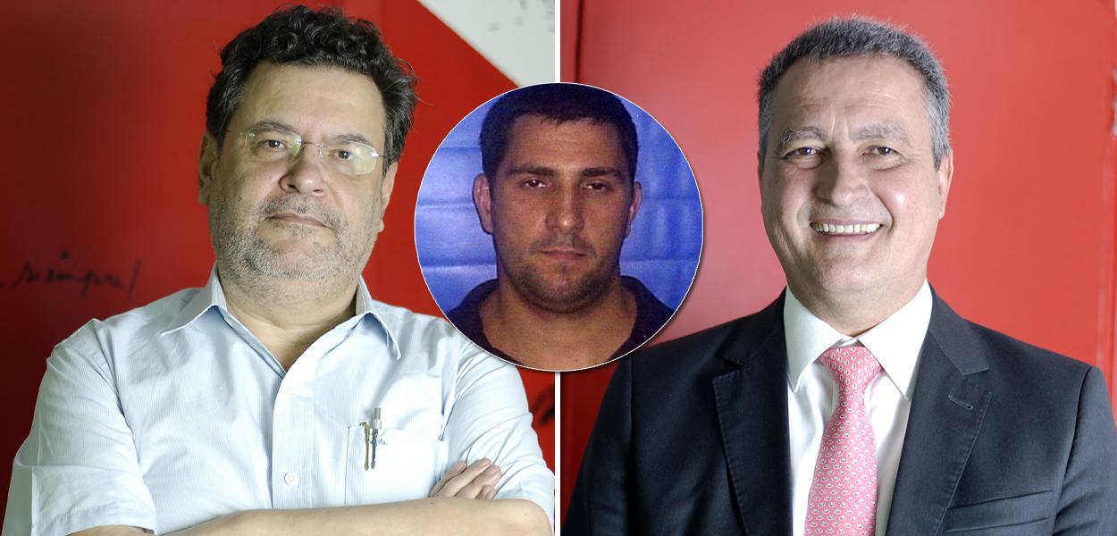 Rui Costa Pimenta, Adriano da Nóbrega e Rui Costa