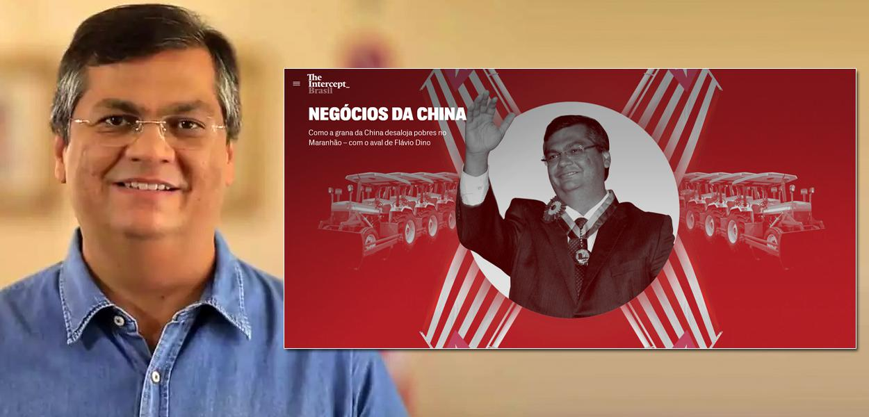 Flavio Dino e The Intercept