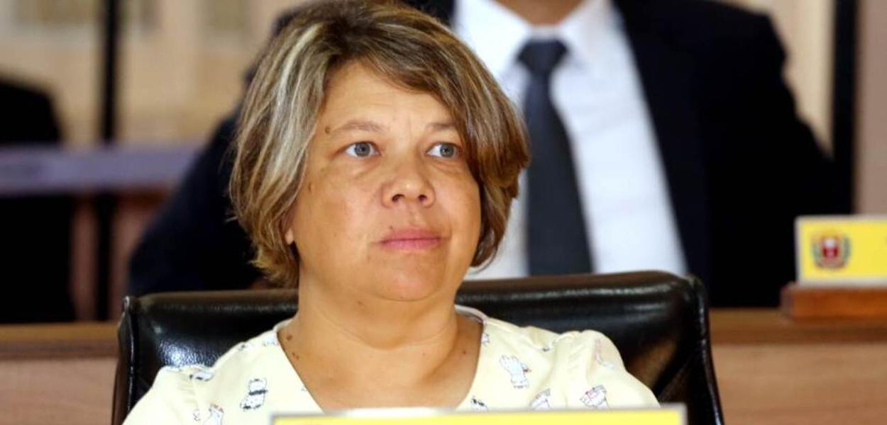 Vereadora Katia Dittrich