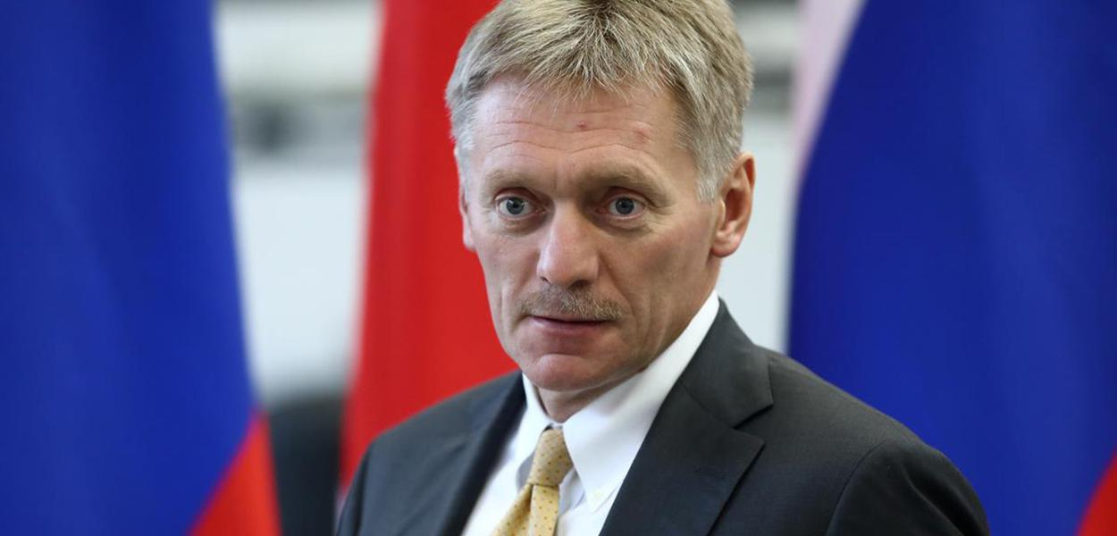 Dmitry Peskov, porta-voz do Kremlin