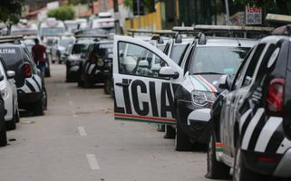 Policiais são afastados no Ceará
