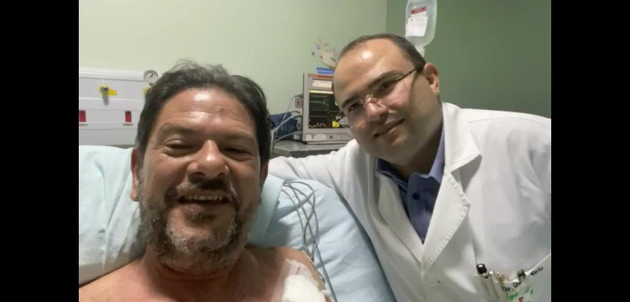 Senador foi baleado durante um motim de policiais militares em Sobral, interior do Ceará