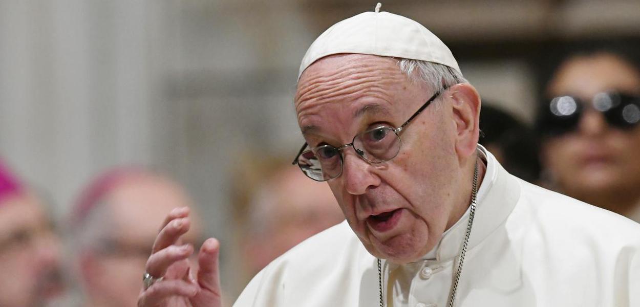 O Papa Francisco também ter medo dos discursos de líderes populistas