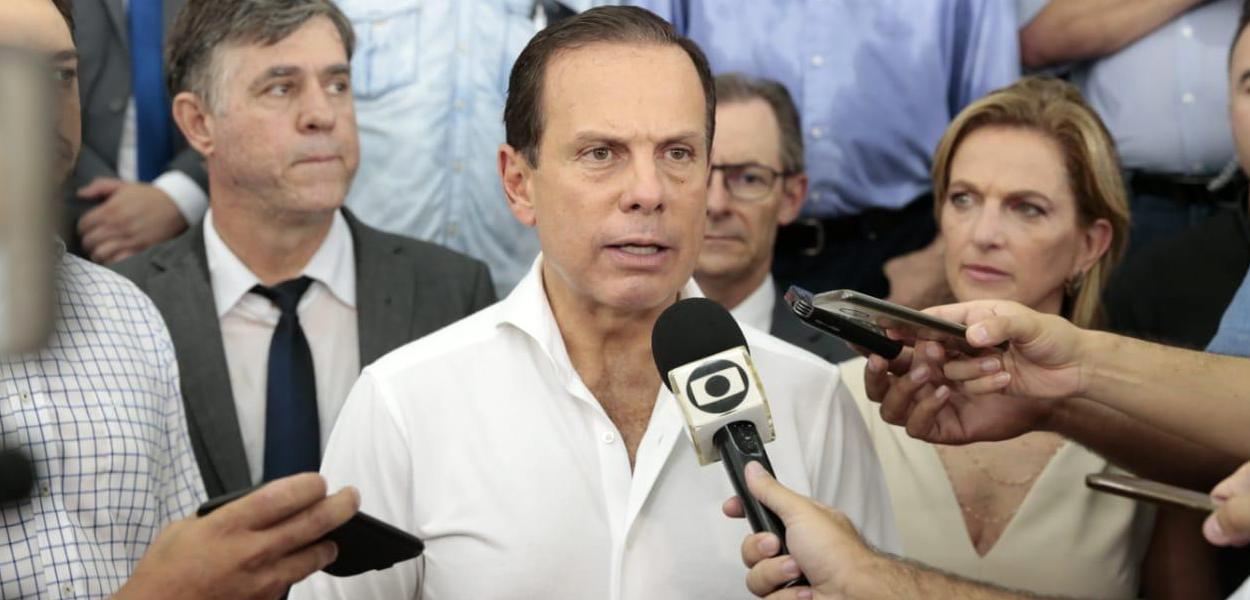 Governador do Estado de São Paulo, João Doria