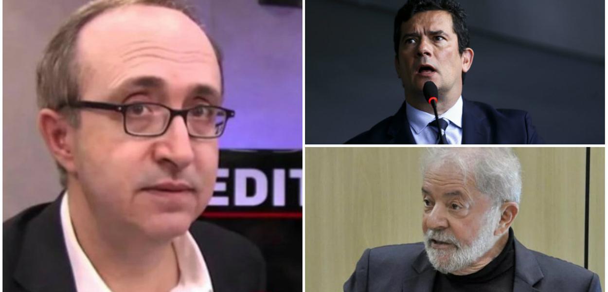 Jornalista analisa o caso da Lei de Segurança Nacional envolvendo Sérgio Moro e Lula