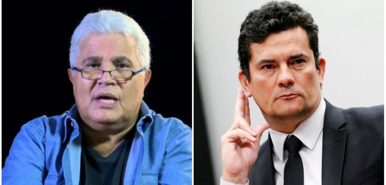 Jornalista Ricardo Noblat ironiza declaração de Sérgio Moro sobre o Cerá