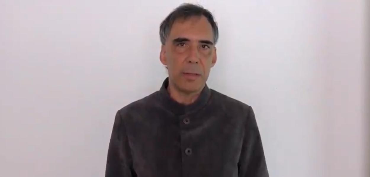 Músico e compositor Arnaldo Antunes
