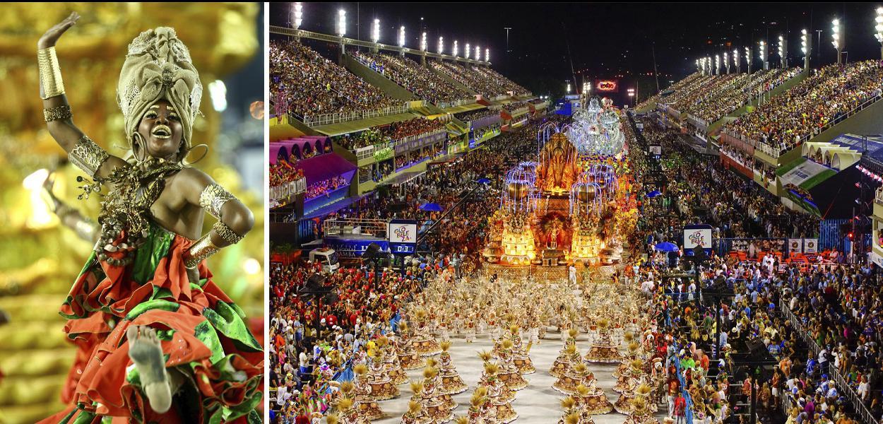 Viradouro é campeã do carnaval do Rio 2020