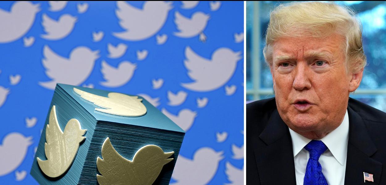 Apoiador de Trump compra parte do Twitter.