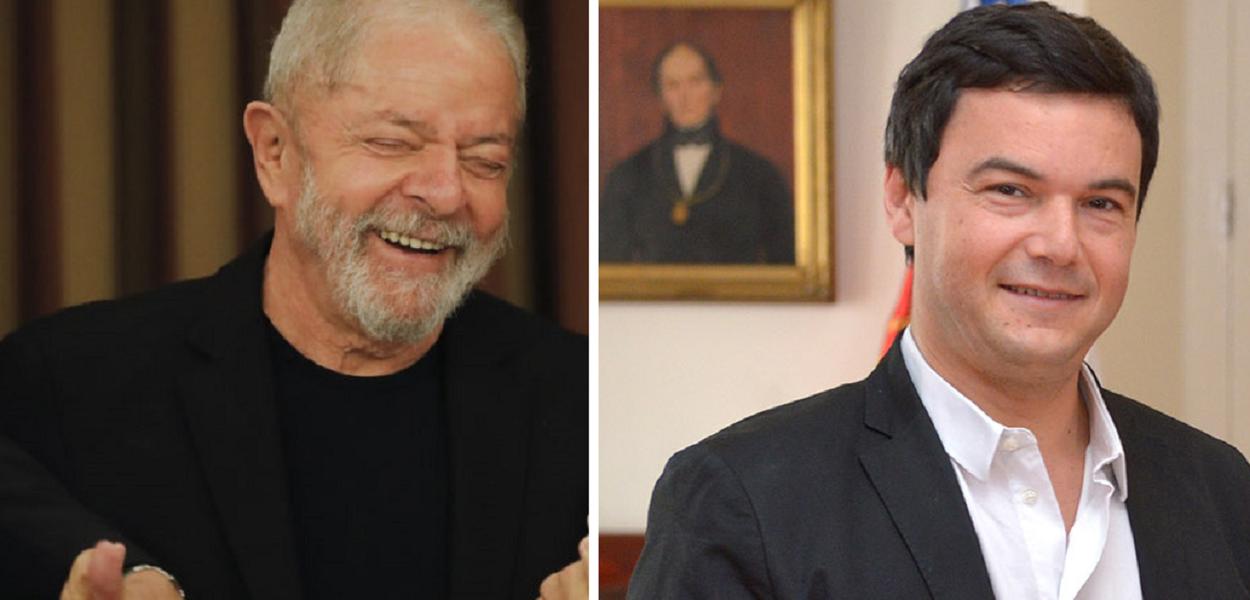 Lula e Piketty