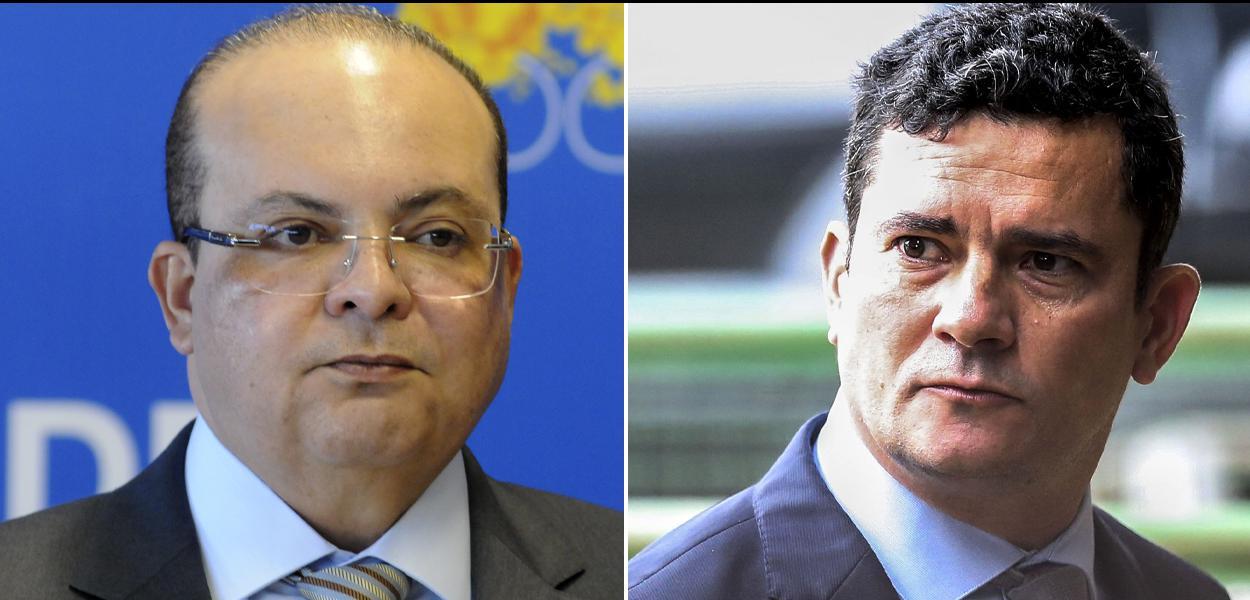Governador do DF sobre tráfico de drogas na região: 'a culpa é do Sérgio Moro'.
