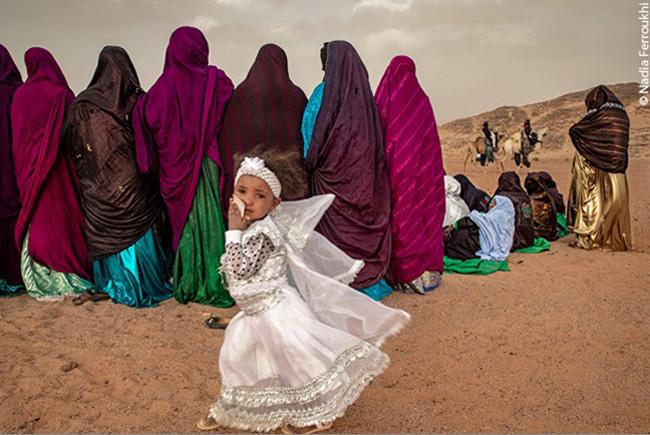 Garota argelina