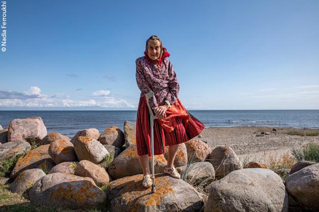 Cantora folclórica da Estônia