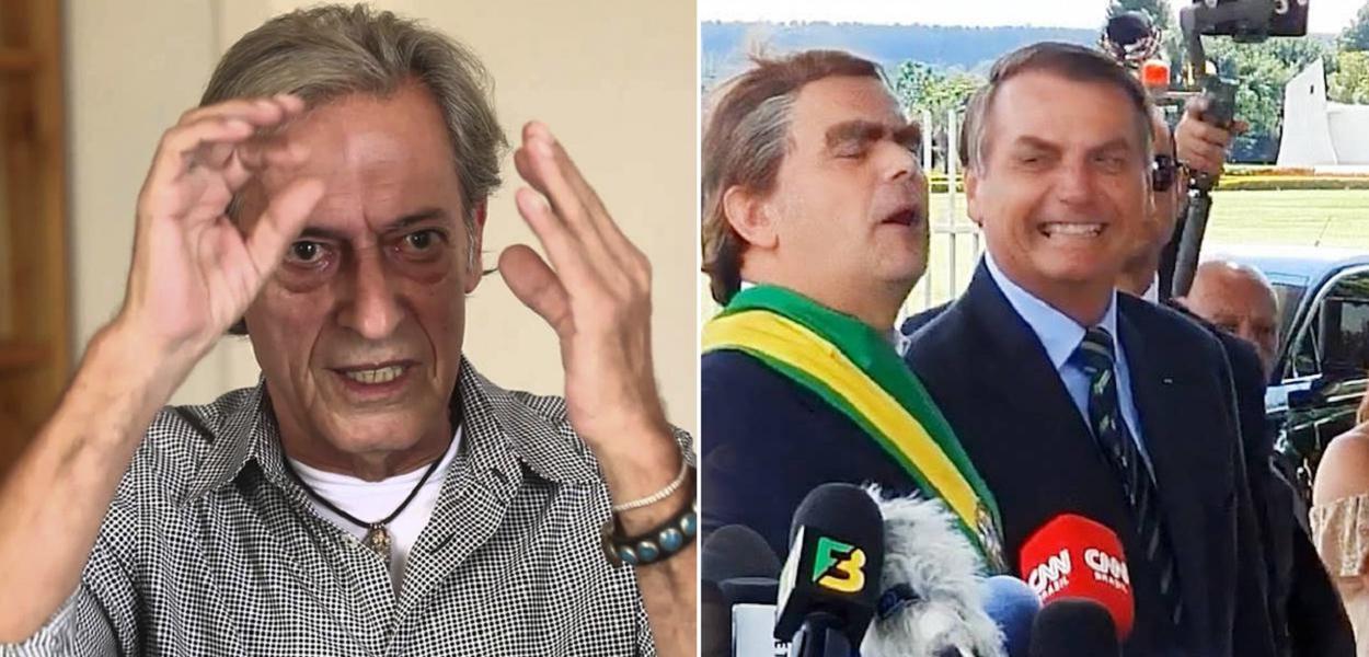 José Simão e Bolsonaro