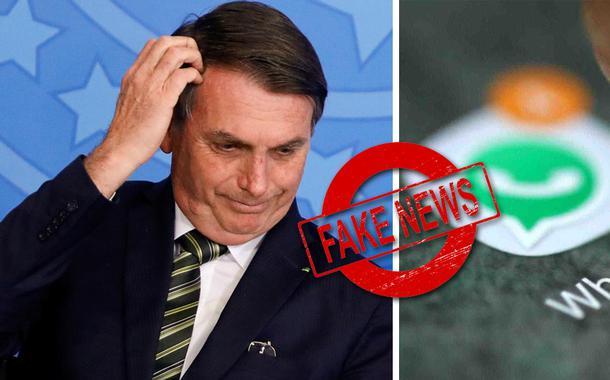 Bolsonaro / Fake News/ What's app