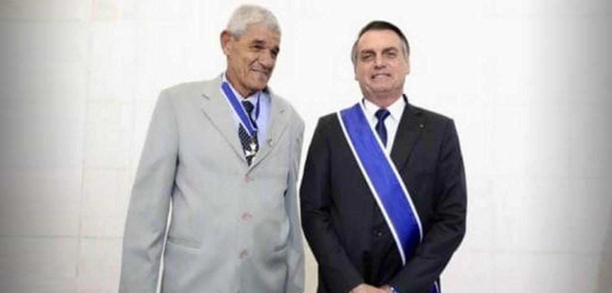 Ferraz e Bolsonaro