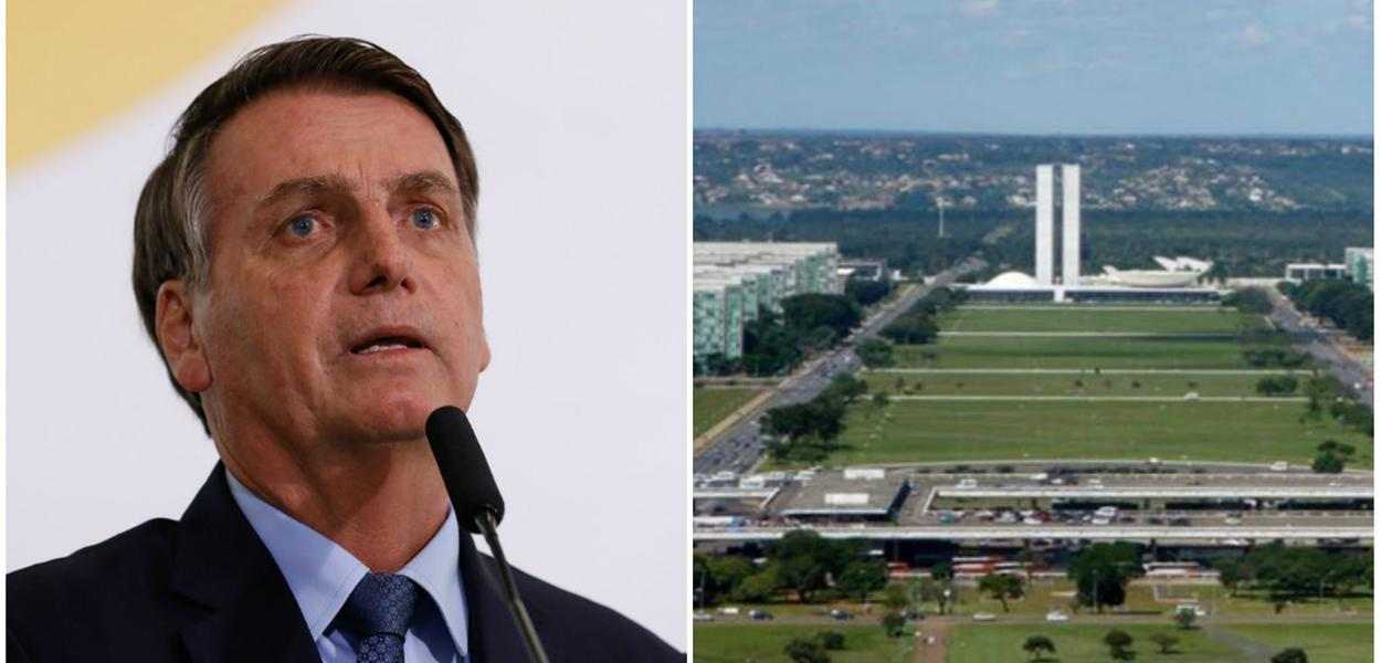 Atos convocados por Jair Bolsonaro estremecem relação do governo com o Congresso
