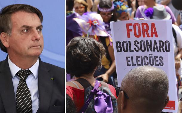 Elite abandona Bolsonaro e Estadão pede pela primeira vez seu impeachment