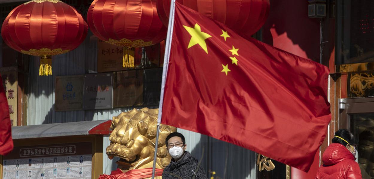 China refuta acusações dos EUA sobre o coronavírus