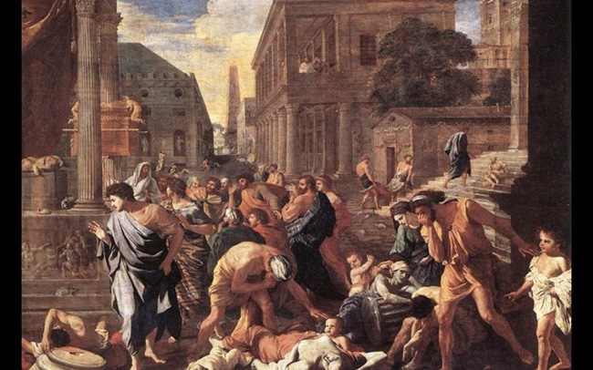 Epidemia de sífilis no século 14