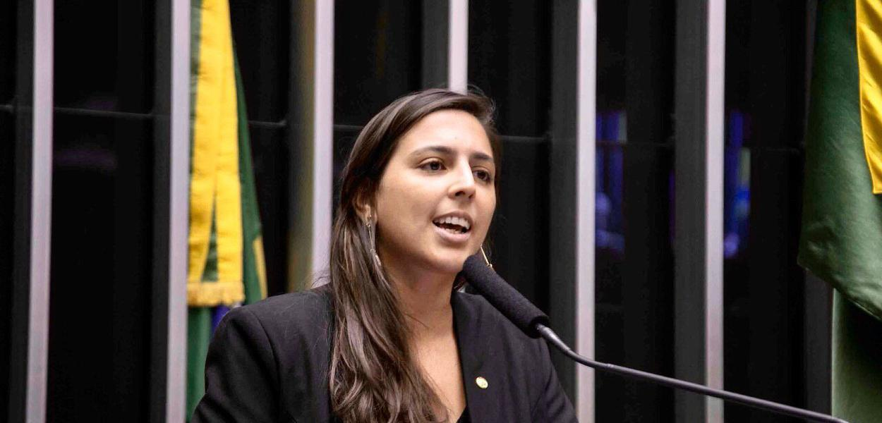 Deputada federal Natália Bonavides (PT-RN)