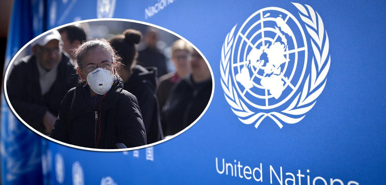 Em apelo por cooperação internacional contra a covid-19, partidos ressaltam papel da ONU
