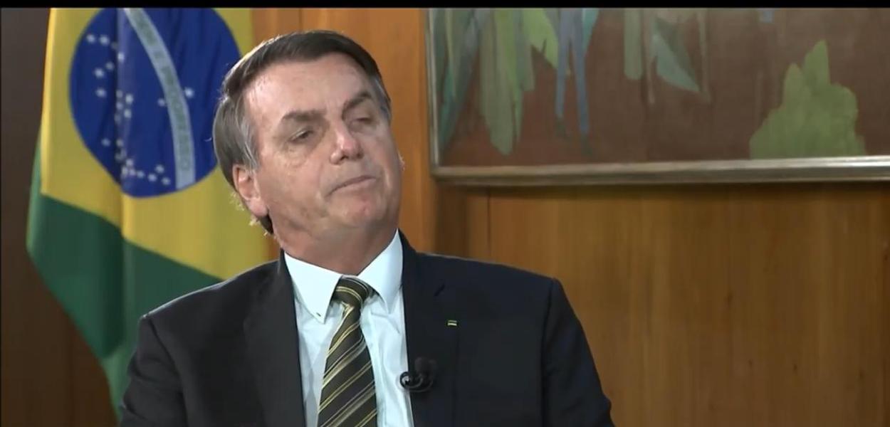 Bolsonaro no Ratinho