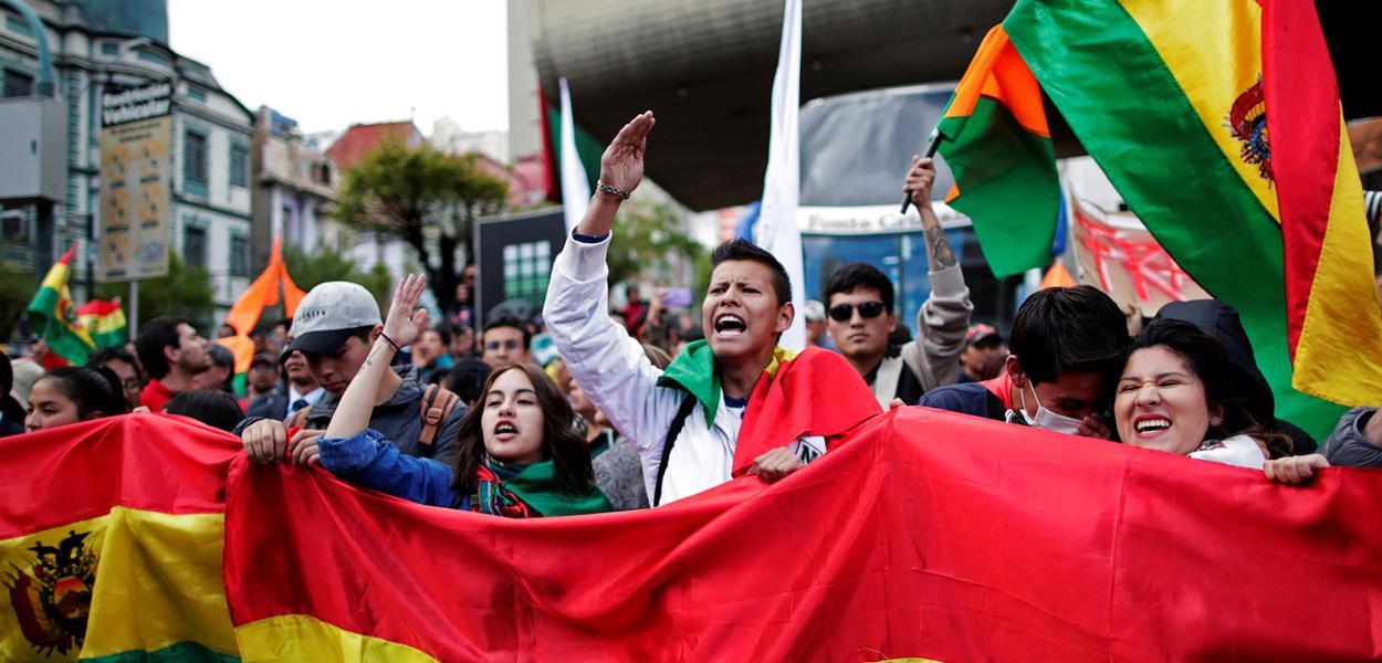 Acusação de fraude foi pretexto para derrubar Evo Morales