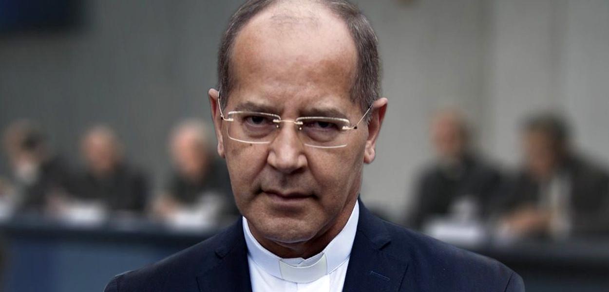 Dom Valmor de Azevedo, presidente da CNBB